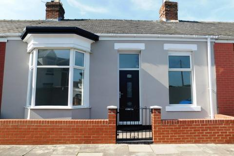 3 bedroom terraced bungalow for sale - QUEENS CRESCENT, HIGH BARNES, SUNDERLAND SOUTH