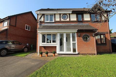 2 bedroom semi-detached house for sale - Llwyn Onn, Tyla Garw, Pontyclun, Rhondda, Cynon, Taff. CF72 9EU