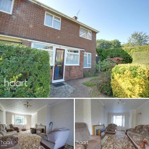 3 bedroom end of terrace house for sale - Tor Close, Exeter