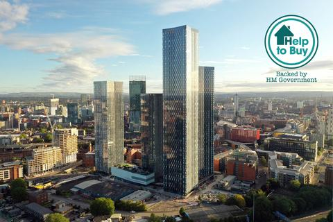2 bedroom flat for sale - South Tower, Deansgate Square