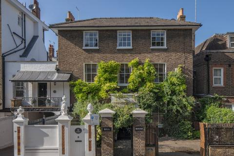 4 bedroom semi-detached house for sale - Hill Road, St Johns Wood, London, NW8