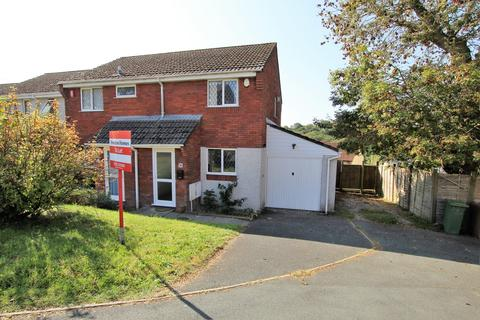 2 bedroom end of terrace house to rent - Westbury Close, Whitleigh, Plymouth