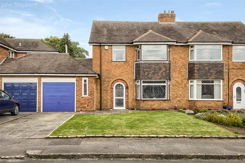 3 bedroom semi-detached house for sale - Bartley Close, Solihull, West Midlands, B92