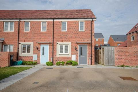 2 bedroom end of terrace house for sale - Bluebell Way  , Lyde Green, Bristol, BS16 7HY