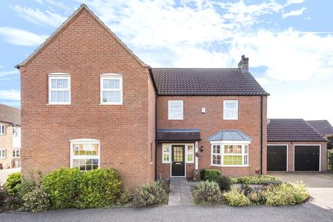 5 bedroom detached house for sale - St Lawrence Drive, Bardney, LN3
