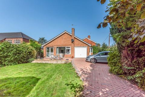 3 bedroom detached bungalow for sale - Blacksmiths Lane, Thorpe-on-the-hill, LN6