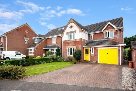 4 bedroom detached house for sale - Heron Walk, North Hykeham, Lincoln