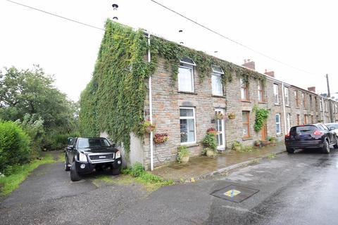 3 bedroom end of terrace house for sale - 11 Bryn Terrace, Llangynwyd, Maesteg, Bridgend County Borough, CF34 0EA