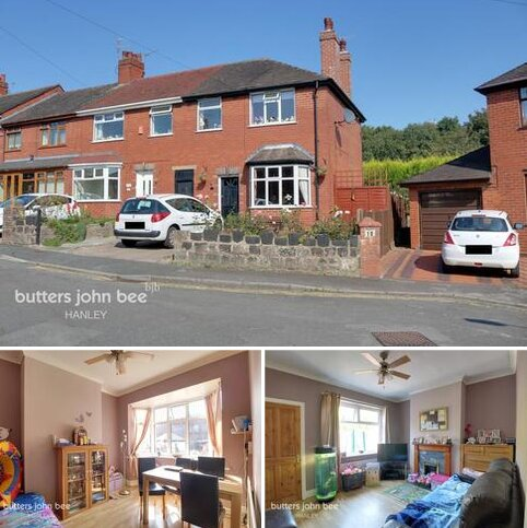 3 bedroom townhouse for sale - Stoke-On-Trent ST6 1