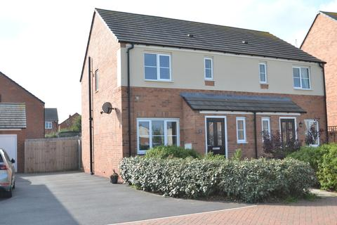 3 bedroom semi-detached house to rent - Greenfields Drive, Newport