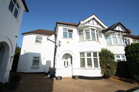 4 bedroom end of terrace house for sale - Greenway, Woodford Green