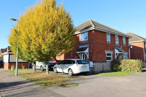 2 bedroom semi-detached house to rent - Largent Grove