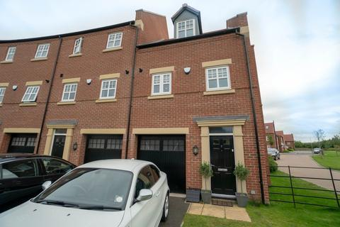 3 bedroom townhouse for sale - King Crescent South, Loughborough