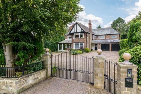6 bedroom detached house for sale - Sandmoor Avenue, Alwoodley, Leeds, West Yorkshire