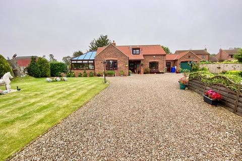 4 bedroom detached house for sale - Back Land House, Kilham