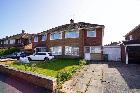 3 bedroom semi-detached house for sale - Dunblane Drive, Leamington Spa