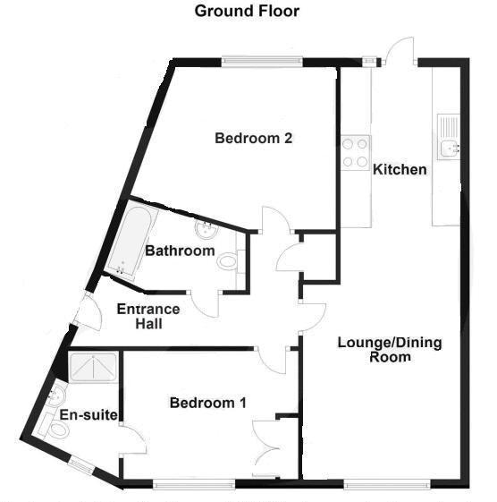 Floorplan: 20 Pinewood Place