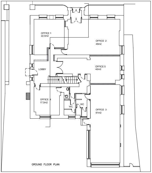 Floorplan: Proposed Ground...