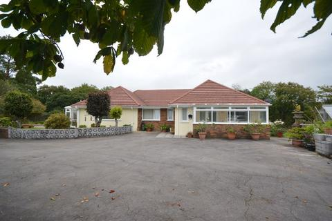 4 bedroom detached bungalow for sale - 'Oaklands' 25 Neath Road, Pontardawe, Swansea