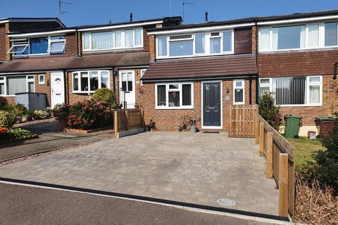 3 bedroom terraced house for sale - Verne Drive, Ampthill, Bedfordshire, MK45