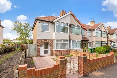 3 bedroom end of terrace house for sale - Longmeadow Road, Sidcup