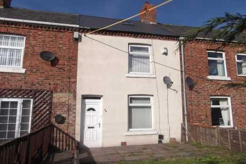 2 bedroom terraced house to rent - Fenton Terrace, New Herrington, Tyne And Wear, DH4