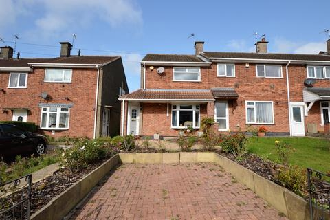 2 bedroom end of terrace house for sale - Featherstone Drive, Leicester, LE2 9RE
