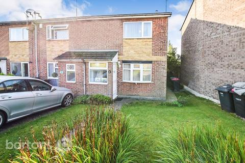2 bedroom terraced house for sale - Holyrood Rise, BRAMELY