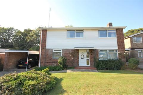 4 bedroom detached house for sale - Reaburn Close, Charlton Kings, Cheltenham, Gloucestershire, GL52