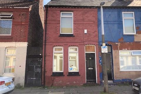 2 bedroom terraced house for sale - 34 Dewsbury Road, Liverpool