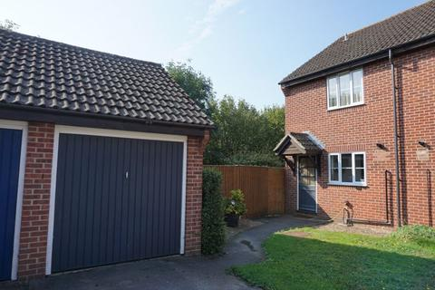 2 bedroom semi-detached house for sale - Golding Close, Thatcham