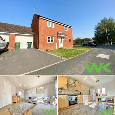3 bedroom semi-detached house for sale - Vowles Road, West Bromwich, B71