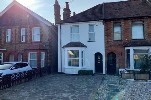 2 bedroom end of terrace house for sale - Main Road, Broomfield, Chelmsford, CM1