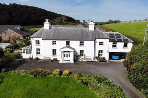 5 bedroom property with land for sale - Clarach, Aberystwyth, Ceredigion, SY23