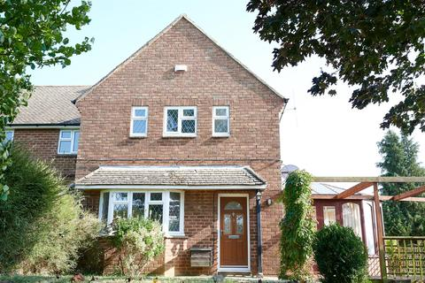 3 bedroom semi-detached house to rent - The Close, Weston Underwood, Olney
