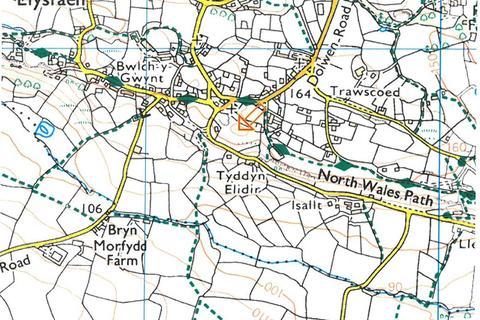 Land for sale - Isallt Road, Llysfaen, Colwyn Bay