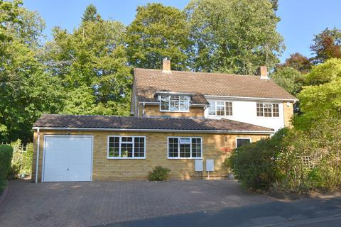 4 bedroom detached house for sale - Carlinwark Drive, Camberley, GU15