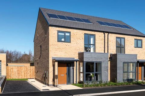 Linden Homes - The Aspens - Plot 32, The Gosforth at St Albans Park, Whitehills Drive, Windy Nook NE10