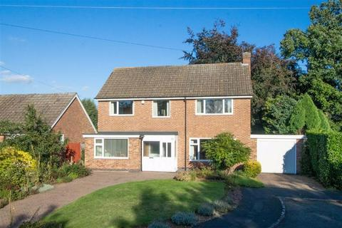 4 bedroom detached house for sale - Grangefields Drive, Rothley, LE7