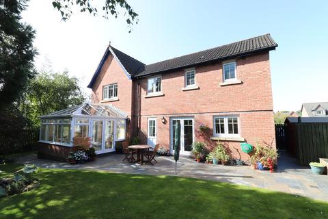 4 bedroom detached house for sale - Cherry Lane, Parkland Village, Carlisle, CA1