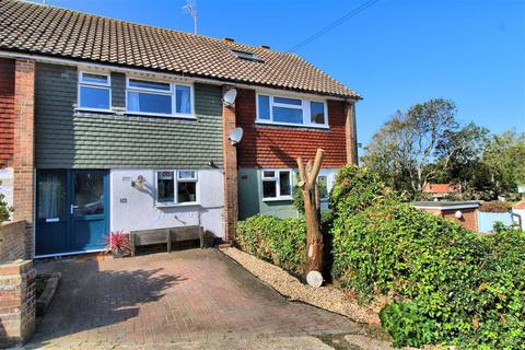3 bedroom terraced house for sale - Seafield Close, Seaford, East Sussex