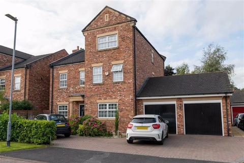 4 bedroom detached house - Pollard Drive, Nantwich, Cheshire