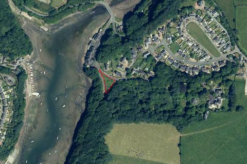 Plot for sale - Castle Hall Road, Blackbridge, Milford Haven