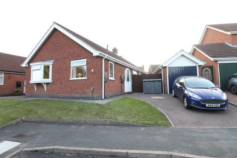 2 bedroom detached bungalow for sale - WINCHESTER DRIVE, MELTON MOWBRAY