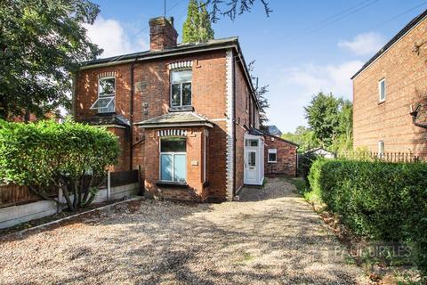 Studio to rent - Moss Vale Road, Urmston, Trafford, M41 9BN