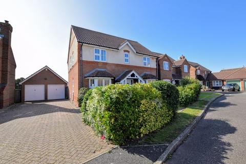 4 bedroom detached house for sale - Church Farm Close, Aylesbury