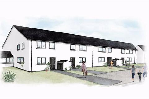 3 bedroom terraced house - Lowry Drive, Tweedmouth, TD15