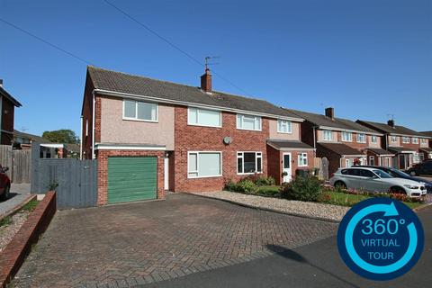 3 bedroom semi-detached house for sale - Broadfields Road, Exeter