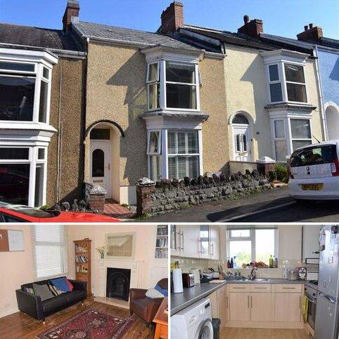 2 bedroom terraced house for sale - Woodville Road, Mumbles, Swansea