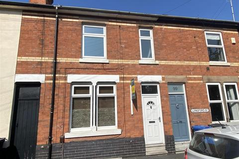 3 bedroom terraced house to rent - Longford Street, Derby